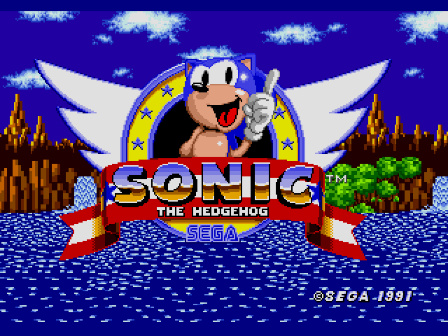 Sonic the hedgehog usa europe hack by lost v1 0 sonic jam s easy